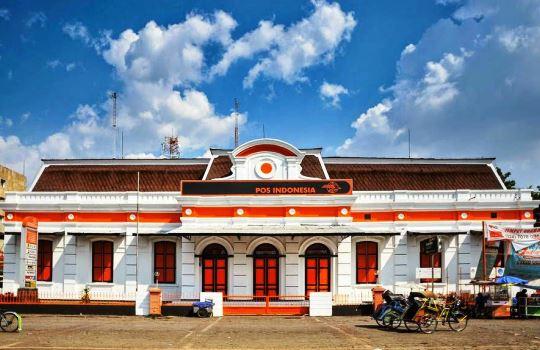 Situs Bersejarah di Kota Semarang yang Sangat Menarik untuk Dikunjungi (Selain Lawang Sewu)