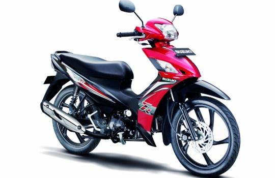 Cara Bore Up Suzuki Smash Menjadi 125 CC
