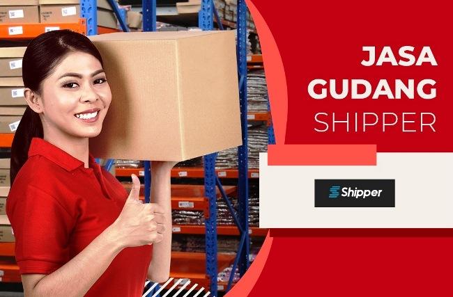 Gudang Shipper sebagai Solusi Warehouse